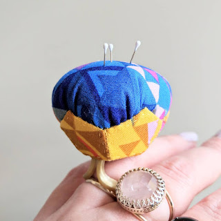 ring pincushion epp