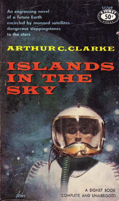 """ISLANDS IN THE SKY"", ARTHUR C. CLARKE (1960)"