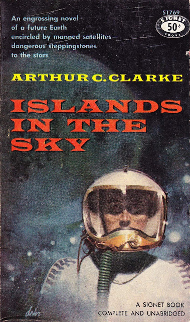 """ISLANDS IN THE SKY"", ARTHUR C. CLARKE (1960)"