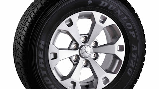 "17"" Alloy Wheel new pajero"