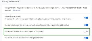Google Chrome Penggunaan CPU Tinggi