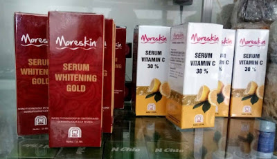 Perbedaan Moreskin Serum Gold dan Vitamin C