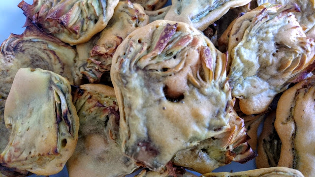 Vegan Gluten Free Artichoke Parmigiana Recipe Artichokes
