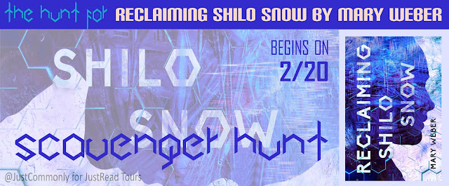 {Scavenger Hunt+Giveaway} Reclaiming Shilo Snow by Mary Weber @mchristineweber @TNZFiction