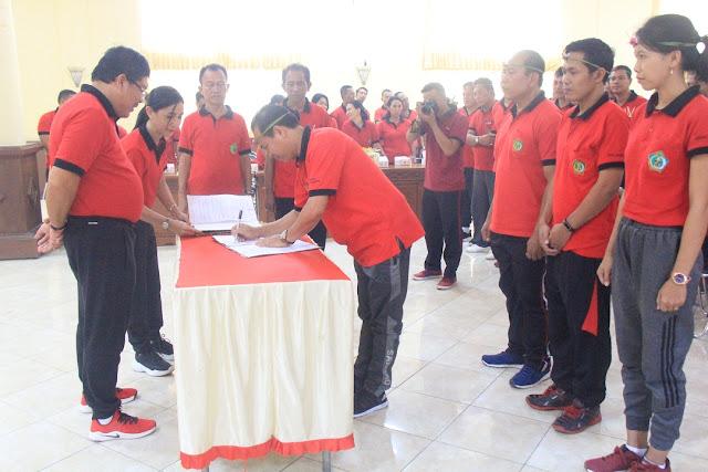 Lagi Trending di Tabanan, Pembayaran Gaji Kontrak Tertunda