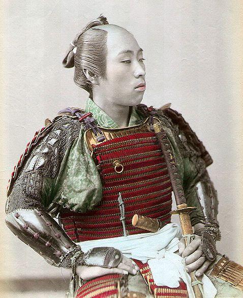 El samurai que escuchaba gatos