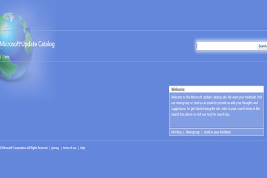 موقع من مايكروسوفت للحصول على تعريفات الأجهزة مجانا