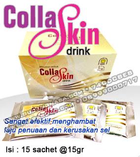 COLLASKIN DRINK NASA Rp.200.000,-