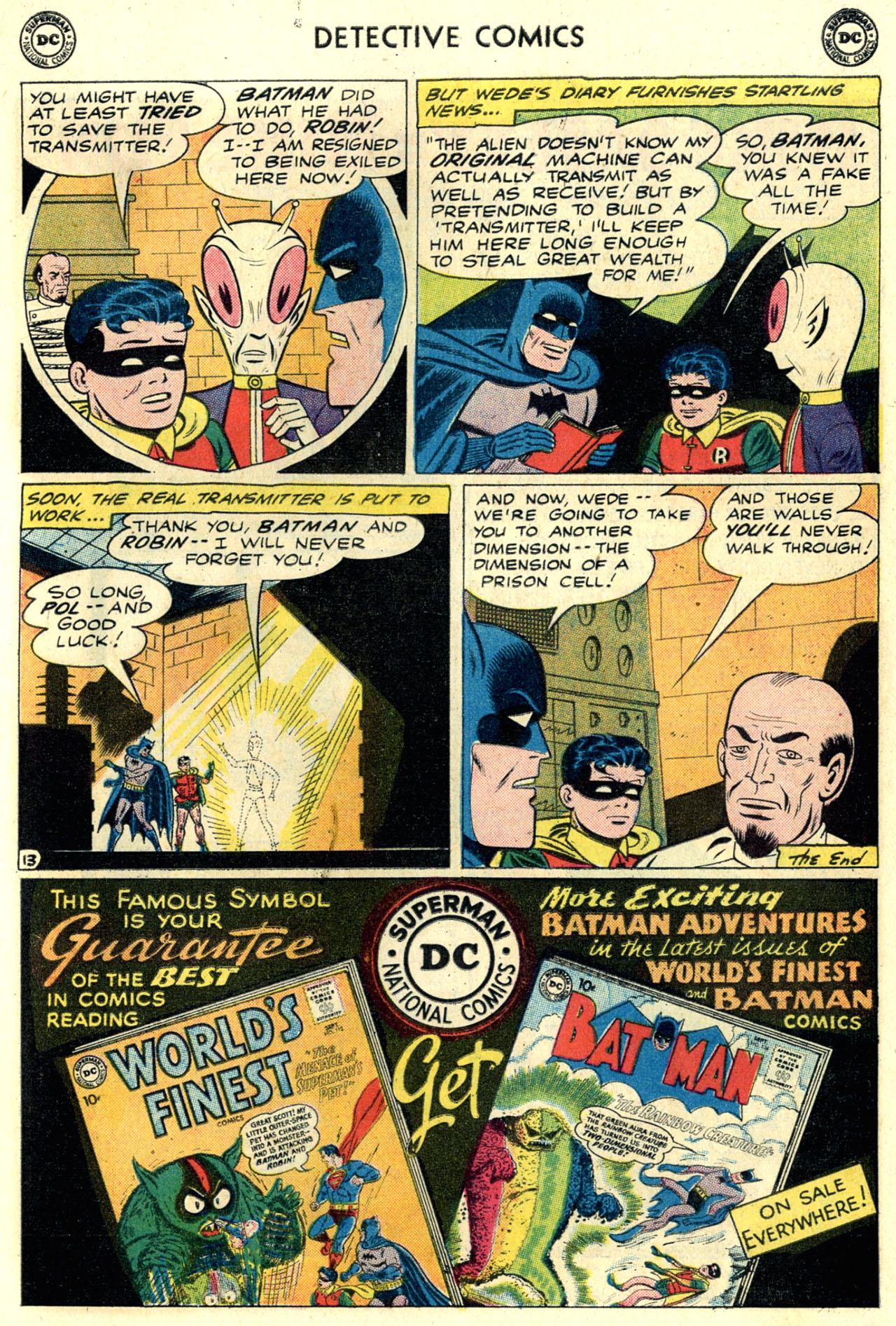 Detective Comics (1937) 283 Page 14