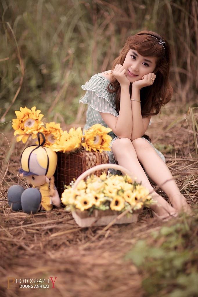 Ảnh đẹp girl xinh Việt Nam chất lượng HD - Ảnh 15