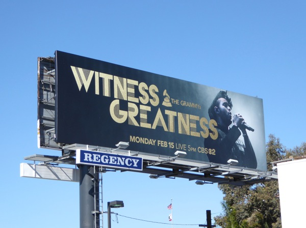 Weeknd Witness Greatness Grammys billboard