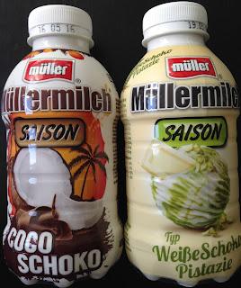Coco Schoko & weiße Schokolade Pistazie