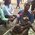 Police parade pastor apprehended with human skull in Oyo (PHOTOS)