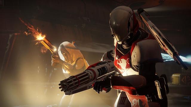 Así fue el livestream del primer gameplay de Destiny 2