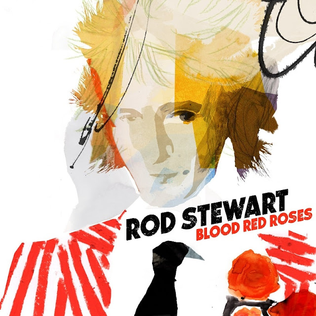 Rod Stewart announces new album 'Blood Red Roses'