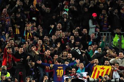 """برشلونة يتجاهل جوائز الفيفا.. """" لا شك أن ميسي الأفضل"""" التفاصيل من هناا"""