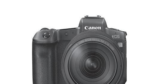 Canon Camera News 2019: Canon EOS R Camera PDF User Guide