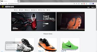 alpha - Sistem E-Commerce Sederhana Berbasis Php Mysqli