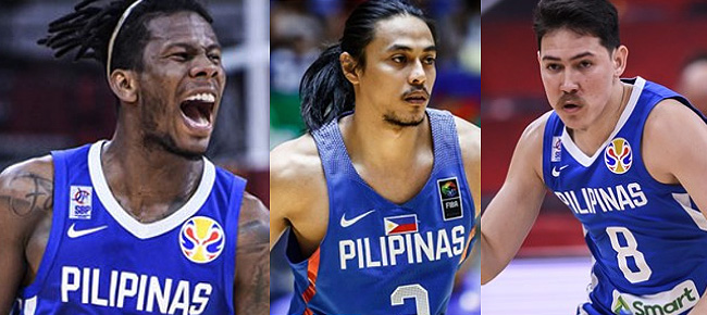 Gilas Pilipinas 12-man pool for the 2019 SEA Games (3x3 Men's Basketball)
