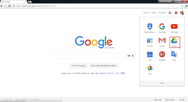 Những bước đơn giản để bắt đầu sử dụng Google Drive trên máy tính