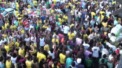 """""""Marcha para Jesus"""" será realizada sábado (30), em Catu"""