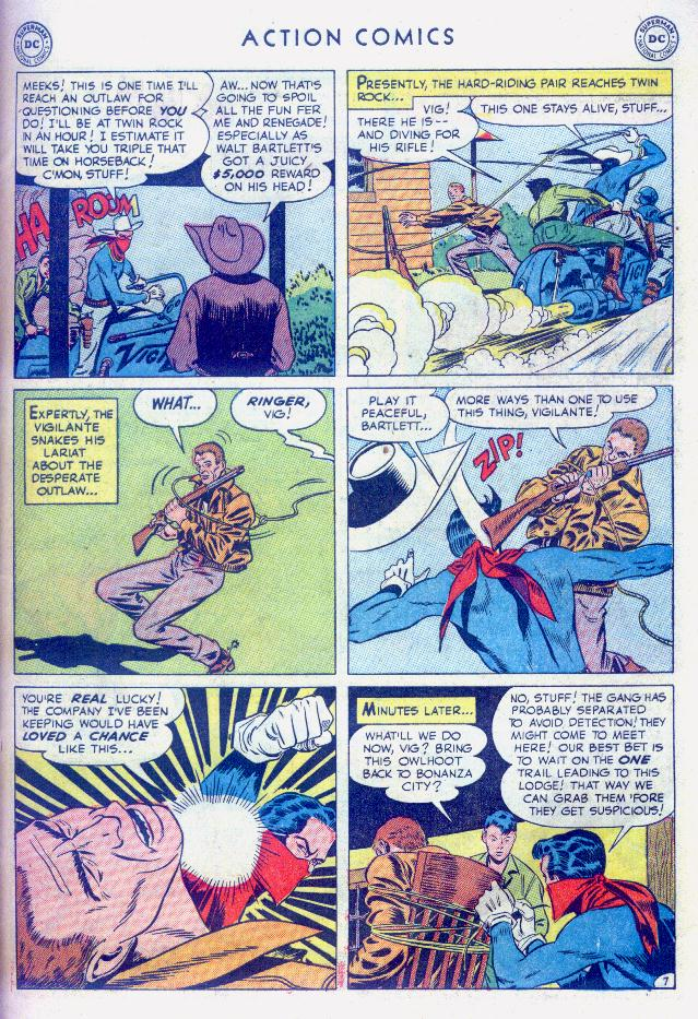 Read online Action Comics (1938) comic -  Issue #159 - 45