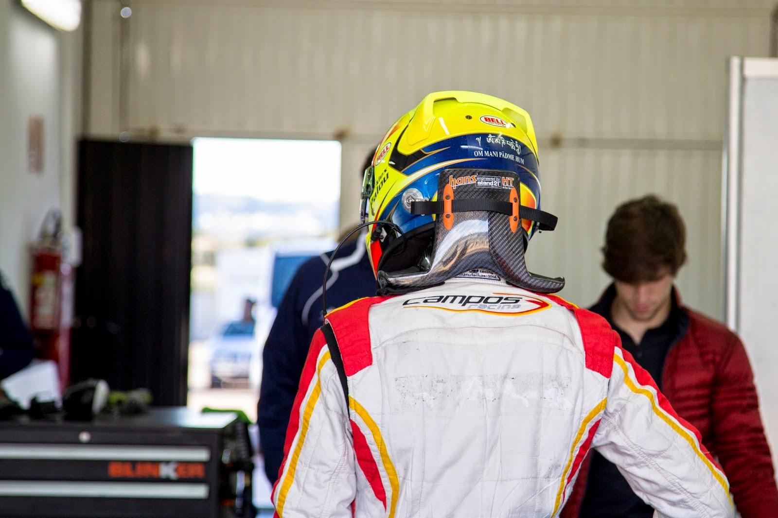 seguridad, F3, F1, Formula 3, campos racing