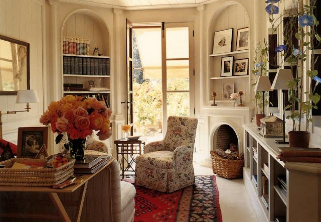 this is glamorous - Marella Agnelli - Vogue - Marrakech