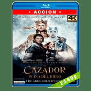 El cazador y la reina del hielo (2016) EXTENDED 4K Audio Dual Latino-Ingles