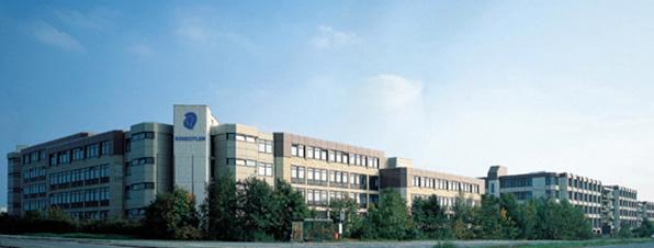 Pabrik Staedtler di germand