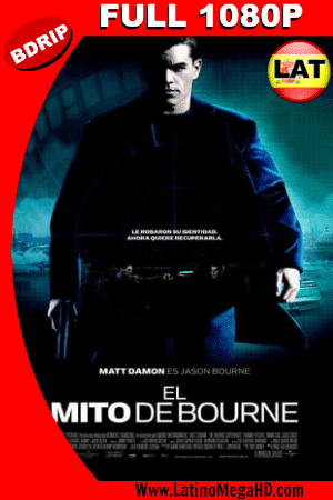 El Mito De Bourne (2004) Latino HD BDRIP 1080P ()