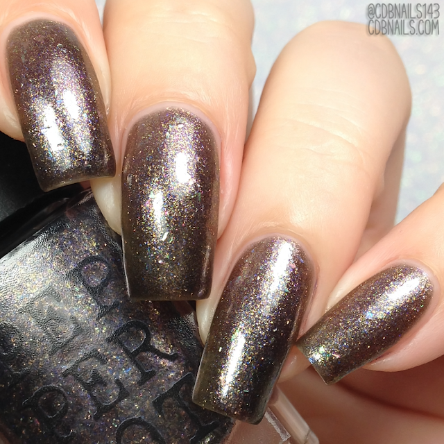 Pepper Pot Polish-Hello!
