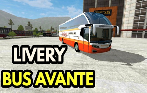 Download Livery Avante Bussid