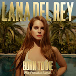 Lana Del Rey - Born to Die (The Paradise Edition) Cover
