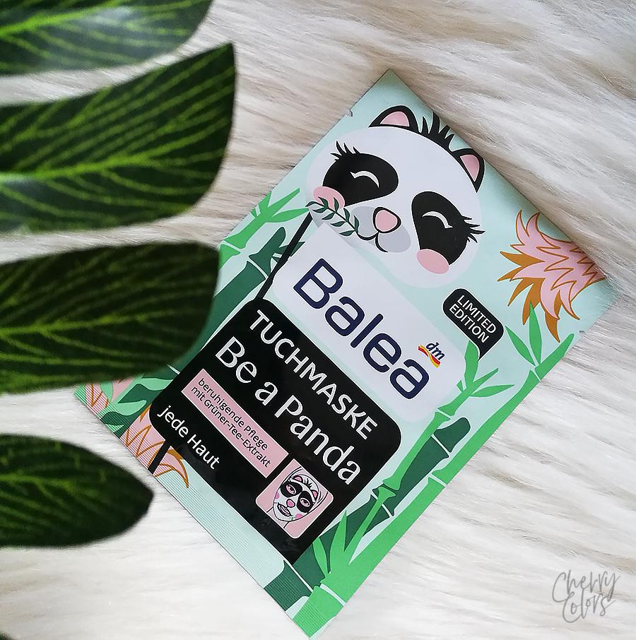 BALEA Be A Panda Sheet Mask
