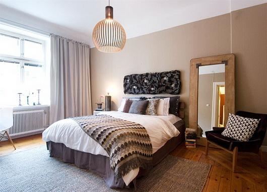 Dormitorios con estilo octubre 2012 for Colores modernos para habitaciones