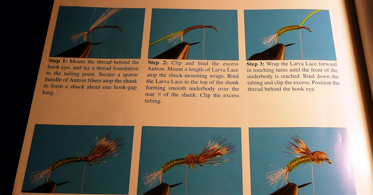 A Fly Tying Journal Bullet Head Emergers