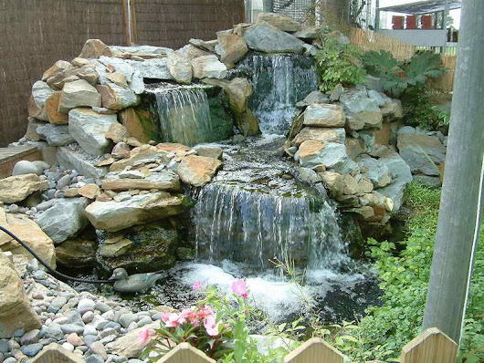 How to Make a Japanese Style Water Feature