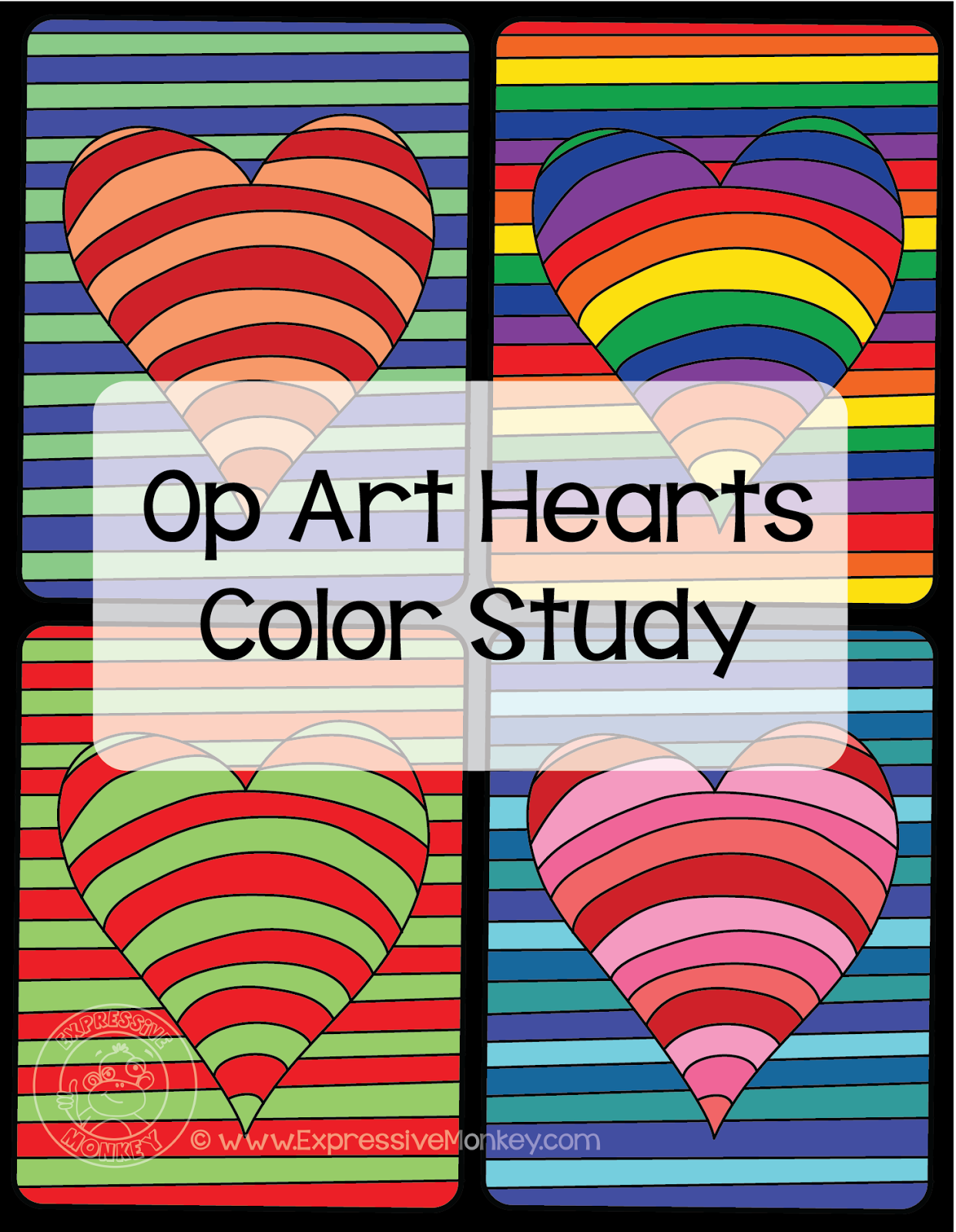 writing about art examples of color