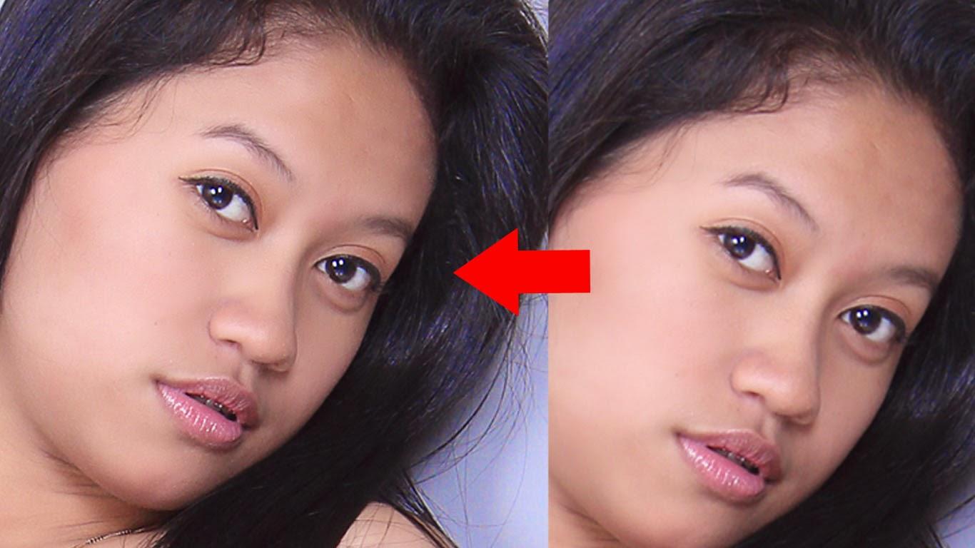 Olah Digital Memperbaiki Foto Blur Atau Foto Kurang Tajam Dengan Photoshop