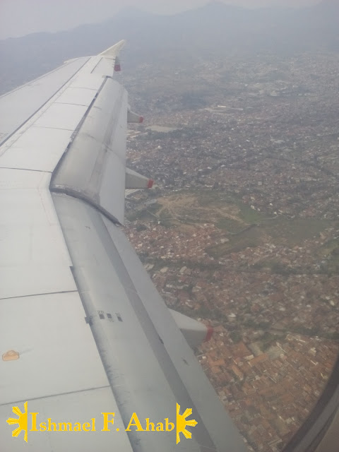 Bandung from the Air