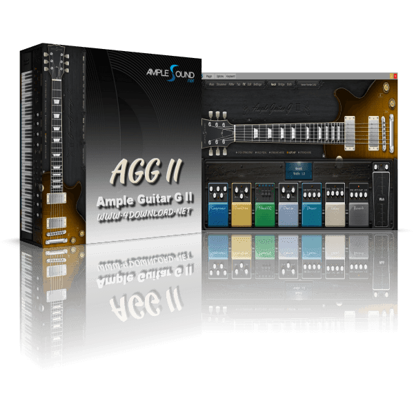 Ample Sound - AGG II v2.5.5 Full version