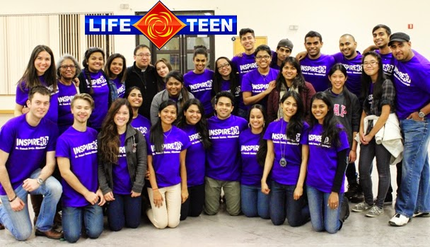 St. Francis Xavier Church: Life Teen & Edge Kick-Off