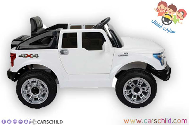 سيارات اطفال صغار كهربائية