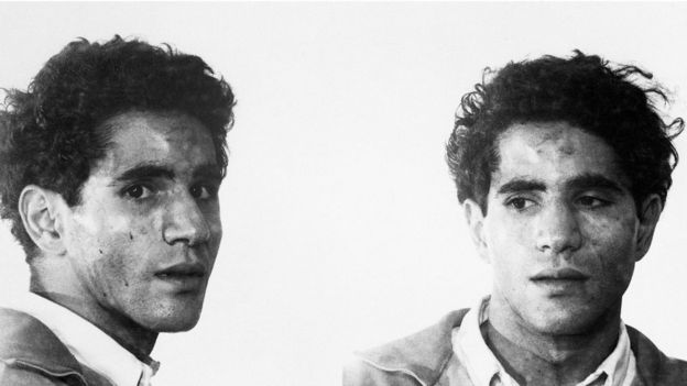 Sirhan Sirhan was sentenced to death for the murder of Robert Kennedy but the sentence was later changed to life imprisonment