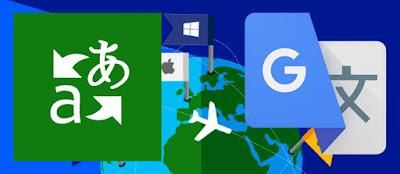 Google Translate vs Microsoft Translator, Siapa yang Lebih Canggih?