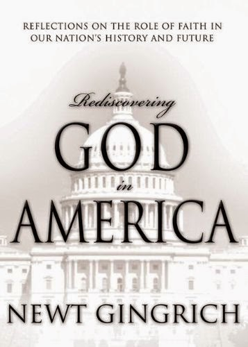 http://www.amazon.com/Rediscovering-God-America-Newt-Gingrich/dp/B003WUYSRQ