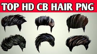 Top CB Edits Hair PNG 2018