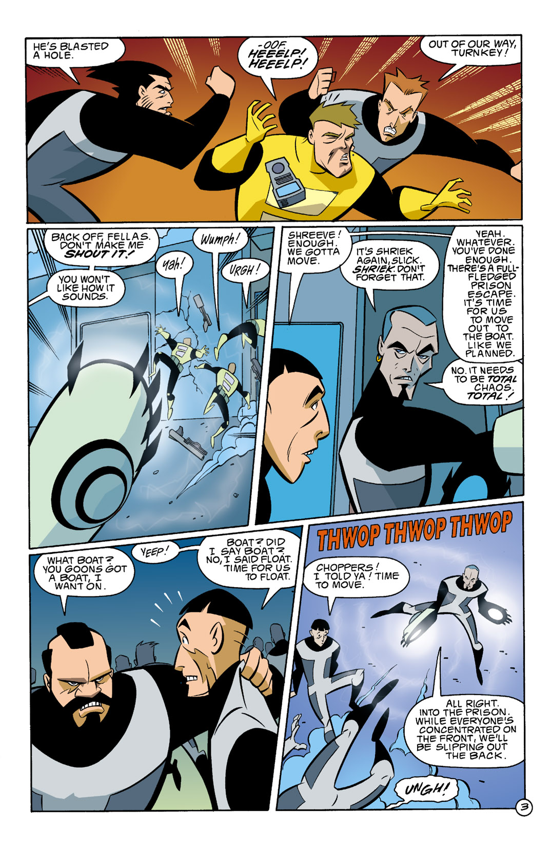 Batman Beyond [II] Issue #5 #5 - English 4