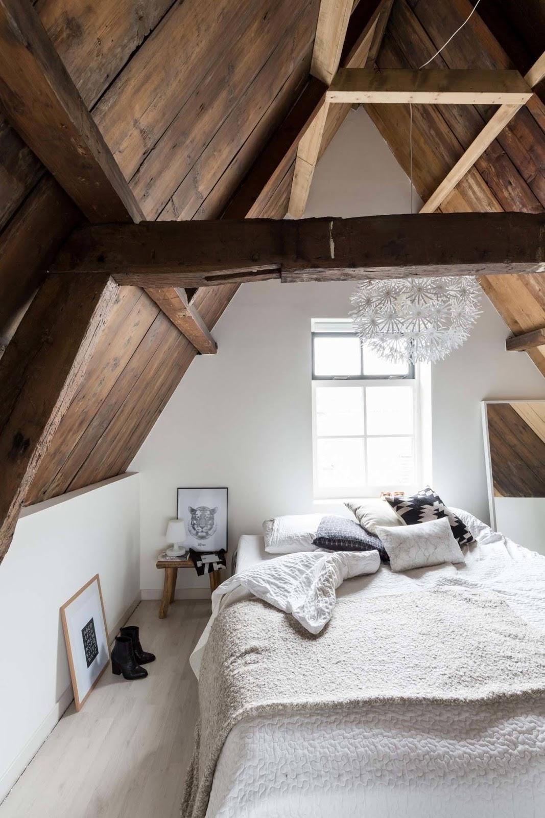 Decorar en familia:El placer de estar en la cama ¡Un ratito más por favor!8